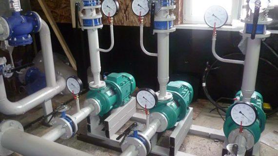 Автоматизация водоснабжения. Как все правильно организовать?
